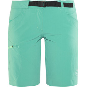 La Sportiva Acme Bermuda Shorts Women Emerald